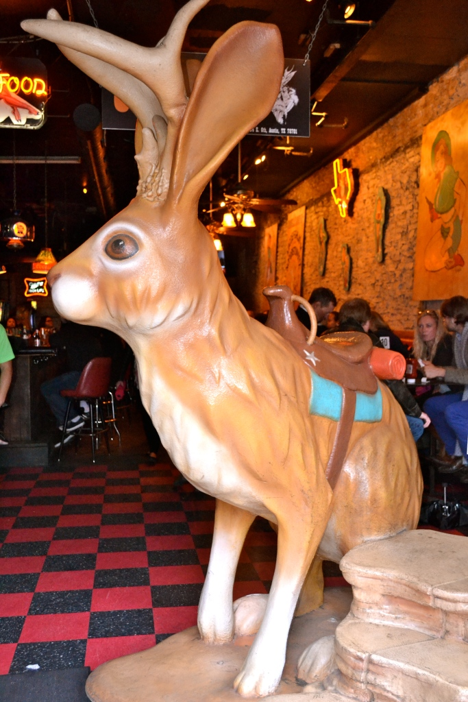Bar called the Jackalope... on 6th