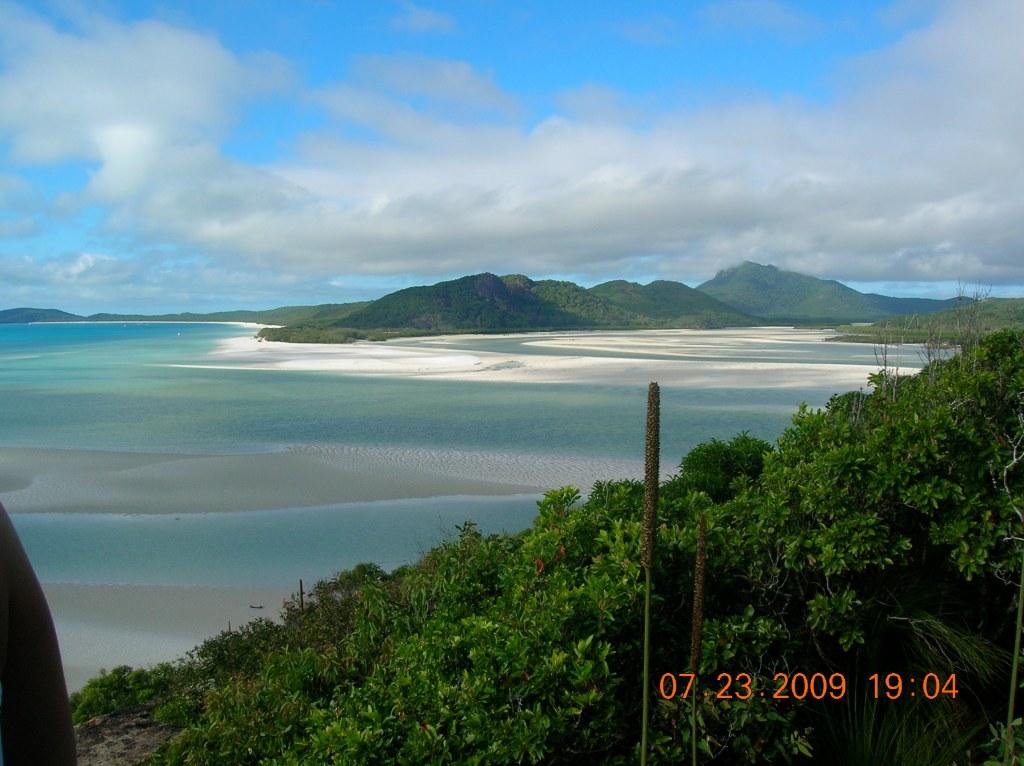 Whit Sunday Islands in Australia