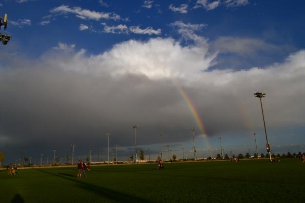 Rainbow for Phish ballz!